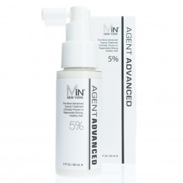 MiN New York Agent Advanced 5% Topical Hair Loss Treatment for Men