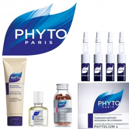 PHYTO Custom Bundle for Men Hair Loss