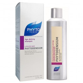 PHYTO Phytodensium Age-Defying Shampoo | Anti-Aging Lifeless Hair