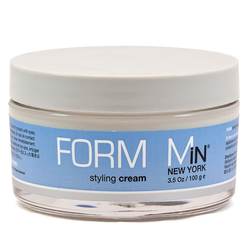 MiN New York FORM DHT Inhibiting Styling Cream - Hair Loss