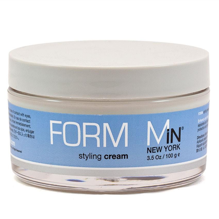 MiN New York FORM DHT Inhibiting Styling Cream - Hair Loss Treatment