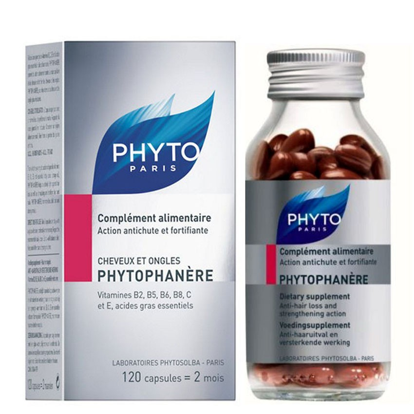 Phyto vitamins for hair
