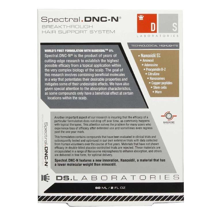 Ds Laboratories Spectral Dnc N Ů�验室光谱脱发治疗超越米诺西地生发配方